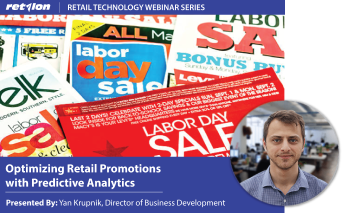 Retail Promotion Optimization Webinar