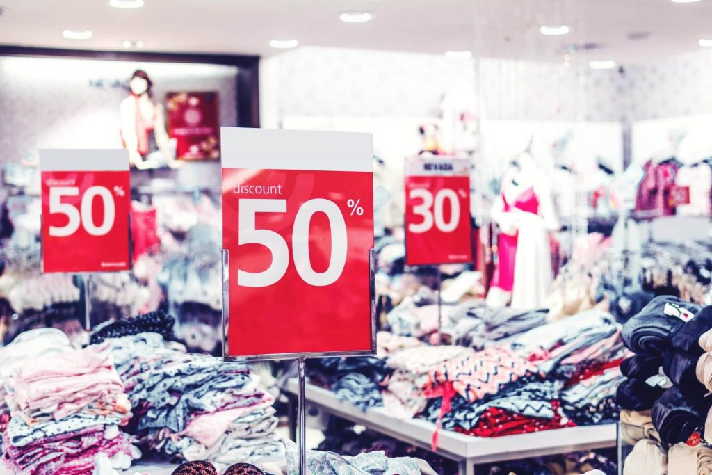 Good price planning means fewer discounts
