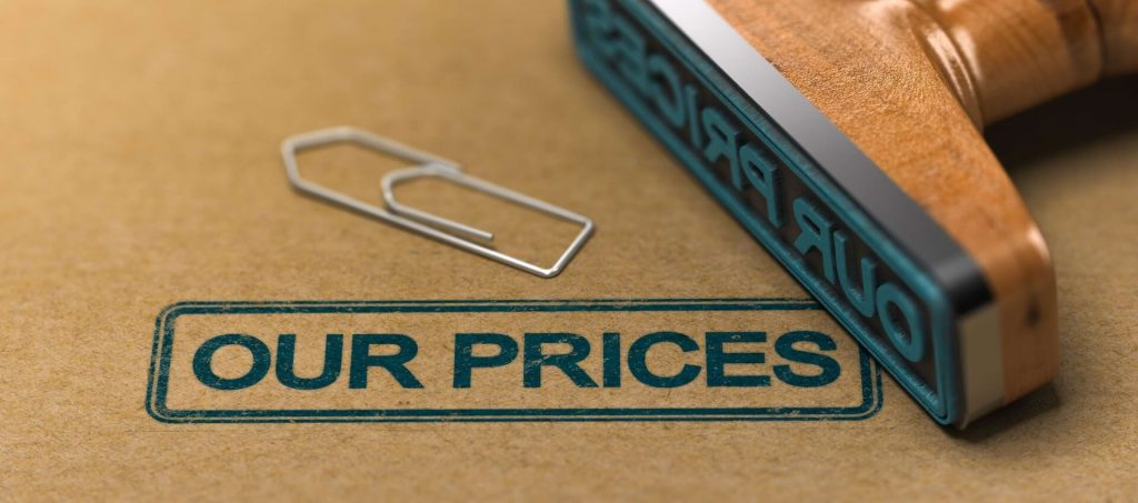 New product pricing strategies should reflect your unique business.